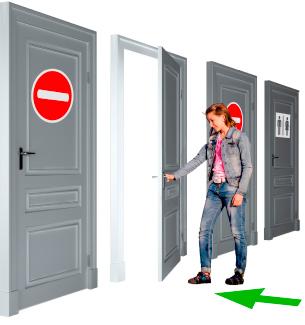 Belépési jogosultság, belépésellenőrzés, szolgáltatások: Berek Biztonság.